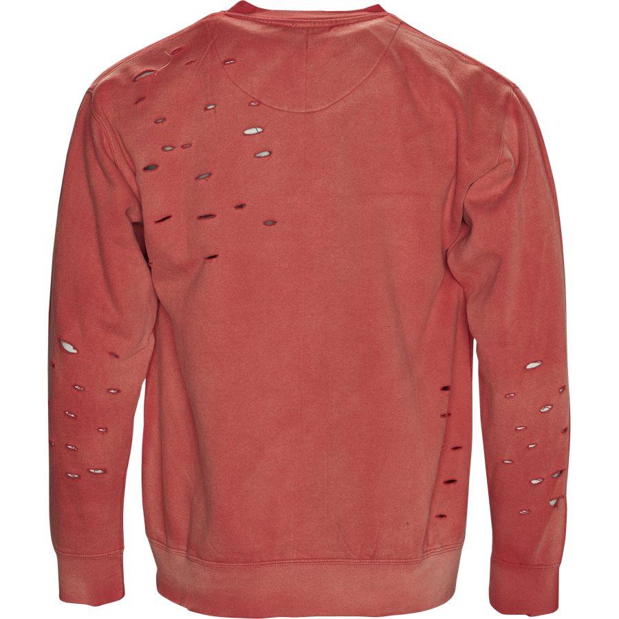 THRASHER FADE - Thrasher Fade - Sweatshirts - Regular - RØD MELLERET - 2